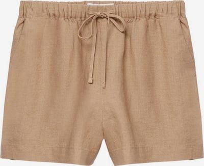 MANGO Shorts in beige, Produktansicht