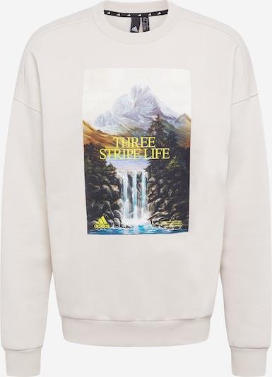 ADIDAS PERFORMANCE Bluzka sportowa w kolorze cielisty / żółty / ciemnozielony / mieszane kolory / białym, Podgląd produktu