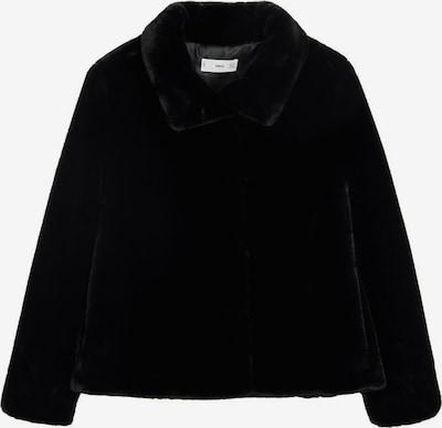 MANGO Jacke 'Campbell' in schwarz, Produktansicht