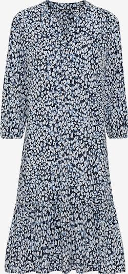 Olsen Kleid in navy / weiß, Produktansicht