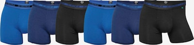 jbs Boxershorts in blau / dunkelblau / schwarz, Produktansicht