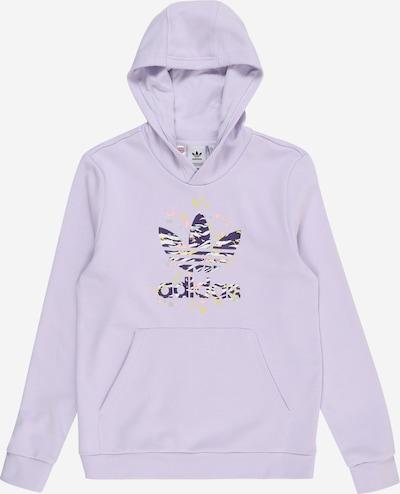 ADIDAS ORIGINALS Sweatshirt in pastelllila / mischfarben, Produktansicht