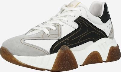 Sneaker low 'SABINE' BUFFALO pe gri / negru / alb, Vizualizare produs
