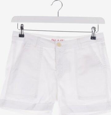 PAUL & JOE Shorts in L in White