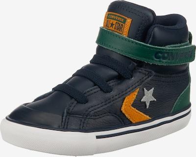 CONVERSE Sneaker  'Pro Blaze' in marine / grün / orange, Produktansicht