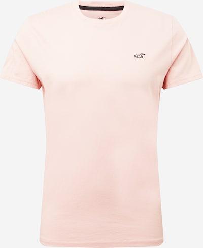 HOLLISTER Тениска в светлорозово: Изглед отпред