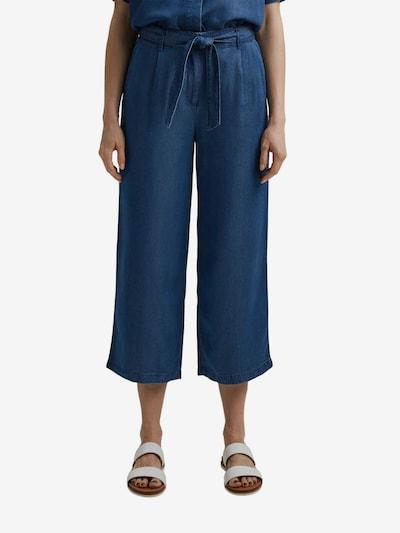 Esprit Collection Hose in kobaltblau, Modelansicht