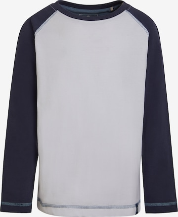 ELKLINE Shirt 'TWO TONE' in Grau