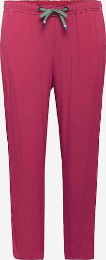 Pantaloni SHEEGO pe roz închis, Vizualizare produs