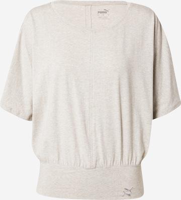 PUMA Funksjonsskjorte 'EXHALE' i grå