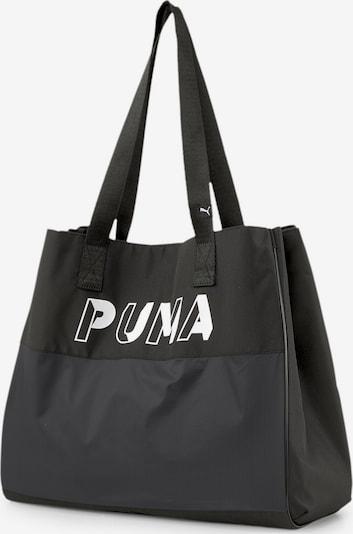 PUMA Shopper in de kleur Zwart / Wit, Productweergave