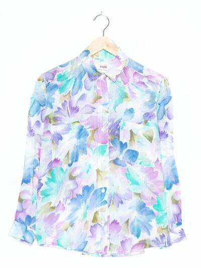 Sisley Bluse in M-L in mischfarben, Produktansicht