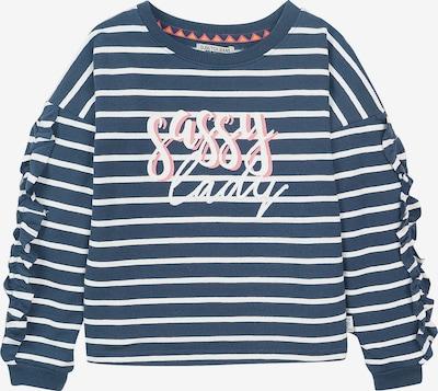 DJ DUTCHJEANS Sweatshirt in Navy / Mixed colors, Item view
