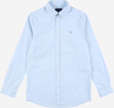 GANT Overhemd 'ARCHIVE OXFORD' in de kleur Lichtblauw, Productweergave