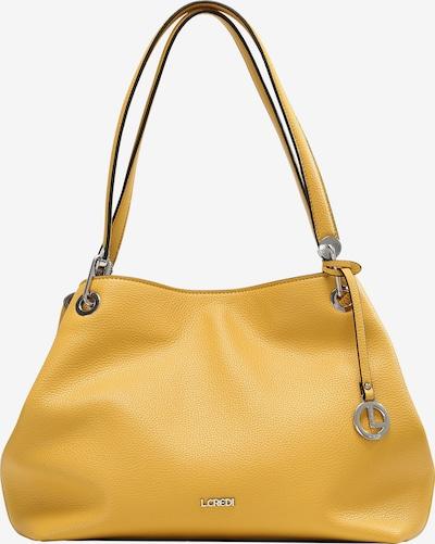 L.CREDI Shopper 'Ebony' in gelb, Produktansicht