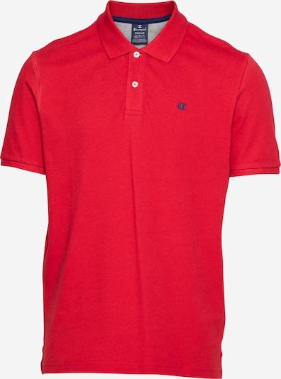 Champion Authentic Athletic Apparel T-Shirt en rouge, Vue avec produit