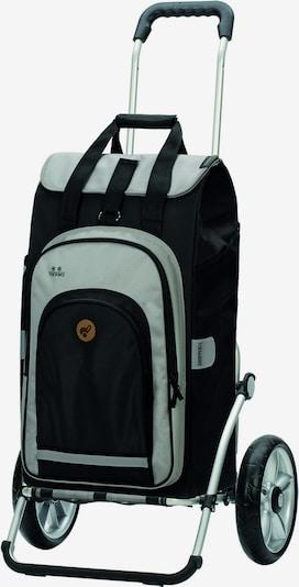 Andersen Shopper Einkaufstrolley 'Royal Shopper Hydro 2.0' in grau / schwarz, Produktansicht