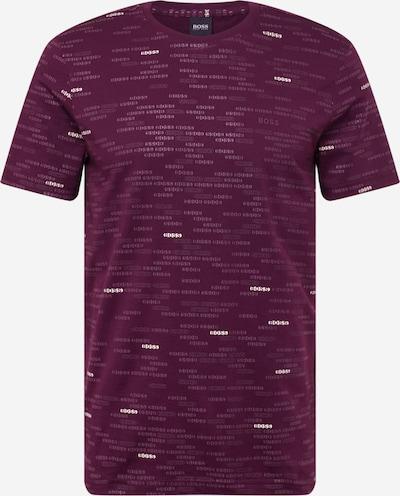 BOSS ATHLEISURE T-shirt i bär / vit, Produktvy
