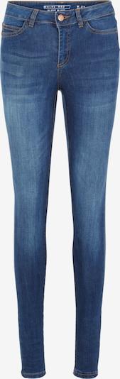 Noisy may Jeans 'NMLUCY NW POWER SHAPE JEANS BA076 NOOS' in de kleur Blauw denim, Productweergave