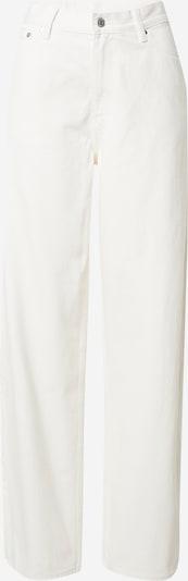 WEEKDAY Jeans 'Rail' in white denim, Produktansicht