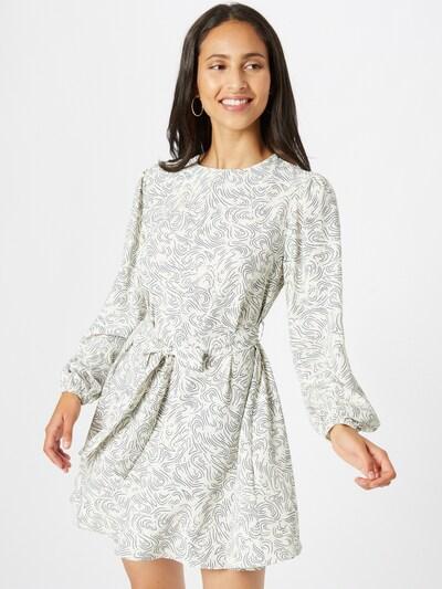 Rochie GLAMOROUS pe negru / alb, Vizualizare model