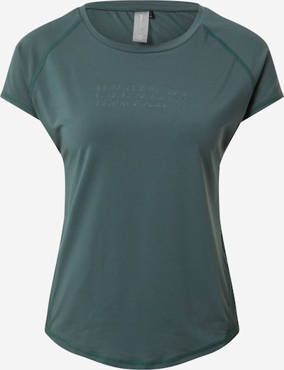 ONLY PLAY Sportshirt 'SEJA' in dunkelgrün, Produktansicht
