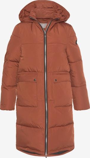 TAMARIS Wintermantel in rostrot, Produktansicht