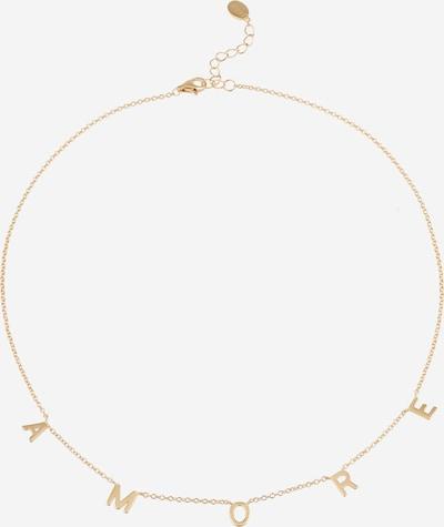 OHH LUILU Cadena 'Amore' en oro, Vista del producto
