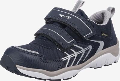 SUPERFIT Sneaker in marine / weiß, Produktansicht