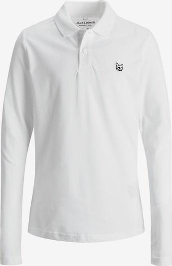 Jack & Jones Junior Shirt in de kleur Wit, Productweergave
