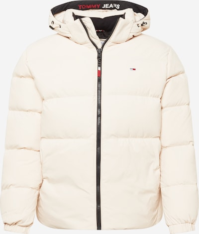 Tommy Jeans Vinterjakke i beige, Produktvisning