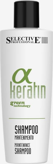 Selective Professional Shampoo 'Alpha Keratin' in weiß, Produktansicht