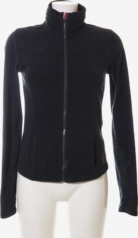 Gilly Hicks Sweatshirt & Zip-Up Hoodie in S in Black