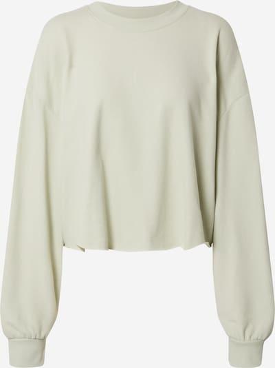 EDITED Sweatshirt 'Renata' in pastellgrün, Produktansicht