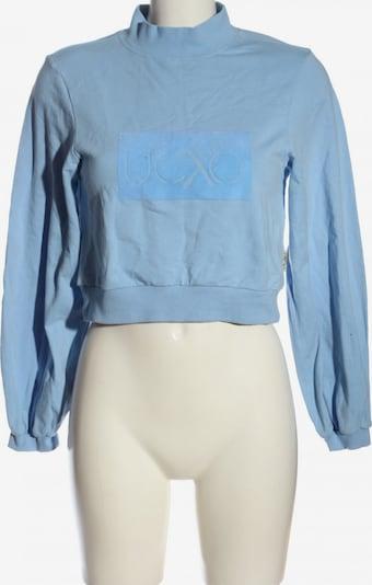 Hunkemöller Sweatshirt & Zip-Up Hoodie in S in Blue, Item view