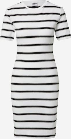 Urban Classics Dress in White