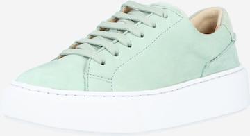 CLARKS Sneakers laag 'Hero' in Groen
