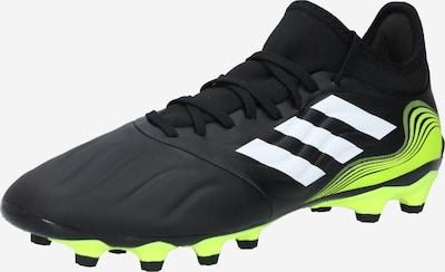 ADIDAS PERFORMANCE Fußballschuh 'COPA SENSE.3' in neongelb / schwarz / weiß, Produktansicht