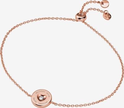 Michael Kors Armband in rosegold, Produktansicht