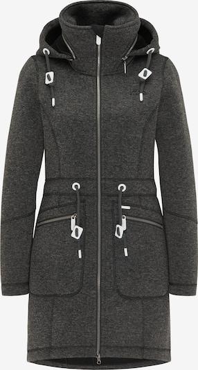 ICEBOUND Manteau mi-saison en gris chiné, Vue avec produit