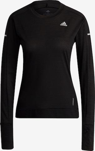 ADIDAS PERFORMANCE Bluzka sportowa w kolorze czarny