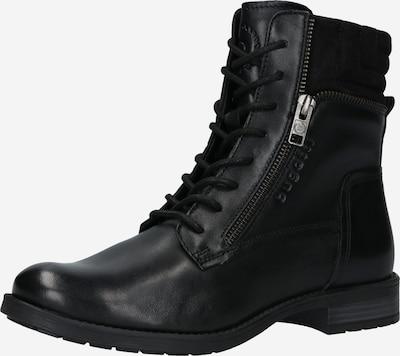 bugatti Stiefelette 'Ronja' in schwarz, Produktansicht