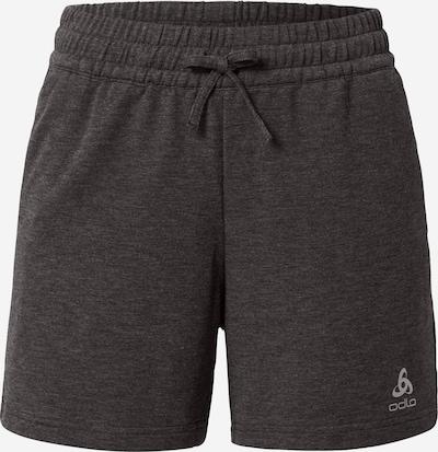 ODLO Pantalón deportivo en gris plateado / negro, Vista del producto