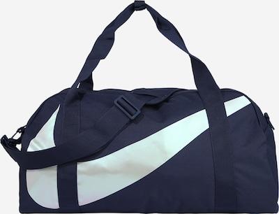 Nike Sportswear Tasche 'Gym Club' in navy / weiß, Produktansicht