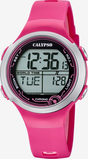 CALYPSO WATCHES CALYPSO WATCHES Chronograph in neonpink, Produktansicht