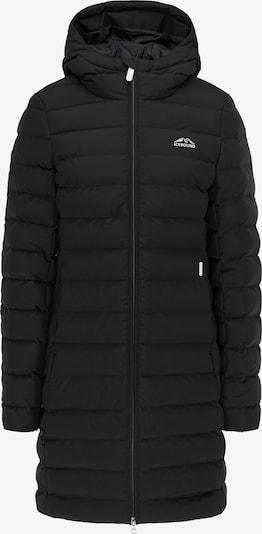 ICEBOUND Manteau d'hiver en noir, Vue avec produit