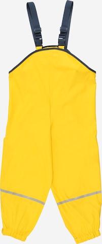 PLAYSHOES Funktsionaalsed püksid, värv kollane