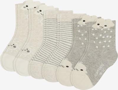 camano Socken 'Noel' in grau, Produktansicht