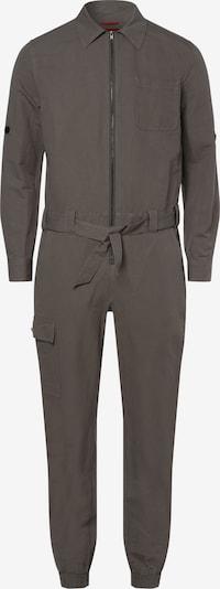 Finshley & Harding London Overall 'Jones' in grau, Produktansicht