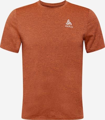 ODLO Funktionstopp i orange / vit, Produktvy